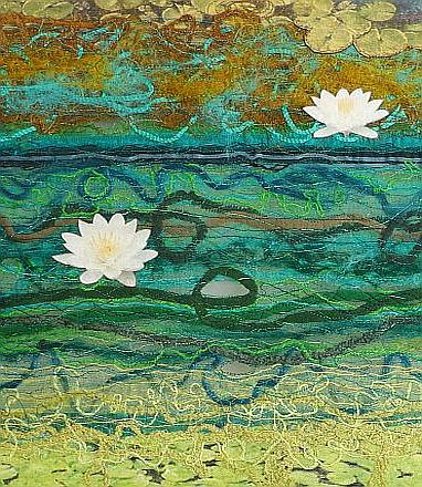 Detail - Water Lily